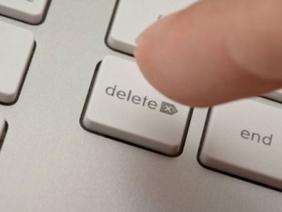 Dịch vụ giúp xóa thông tin trên Internet
